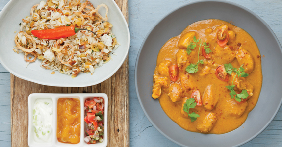 WEEKLY WINTER CURRY SPECIAL